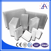 Excellent Quality Low Cost Alloyed Aluminum Heatsink With Ce Certification