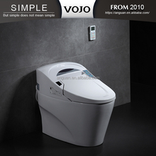AG1101 Auto Washing and Cleaning Function Automatic Intelligent With Controller Floor Mounted Smart Toilet