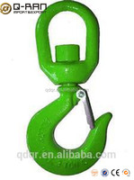 European type safety chain hook and eye tape