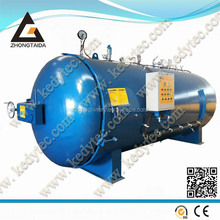 Used OTR tire curing pot curing chamber rubber processing autoclave
