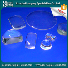 Easy and simple to handle High quality Various Size window colored glass rods fitting ball
