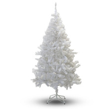 150cm white PVC christmas tree high end outdoor christmas decorations