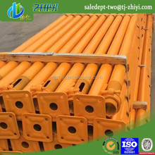 metal spraying paint middle duty scaffolding steel props with G pin
