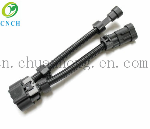 CNCH LS7 LS3 LS9 5 Wire Mass Air Flow MAF Sensor to 3 wire LS1 Harness Adapter connector with IAT