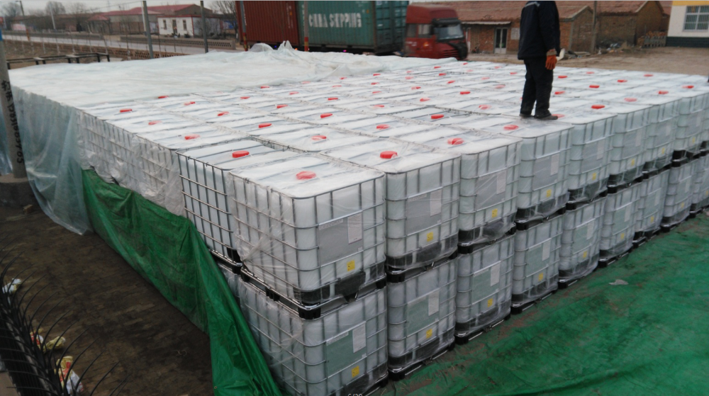 ISO certificate factory Formic Acid 99% Anhydrous /Methanoic acid in rubber