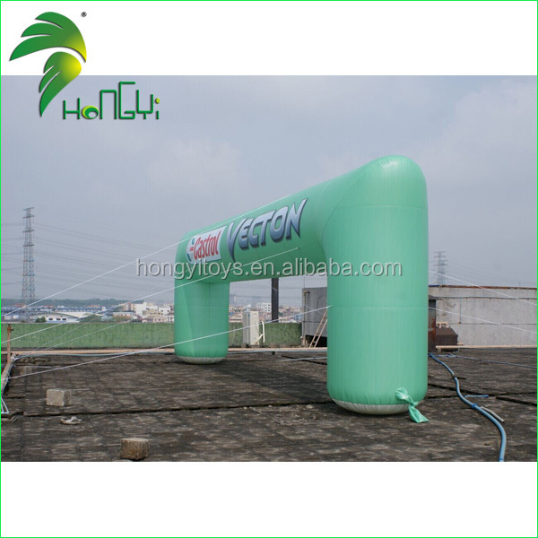 10M Long Cheap Inflatable Arch For Sale ,Inflatable Finish line Arch,balloon arch decorations