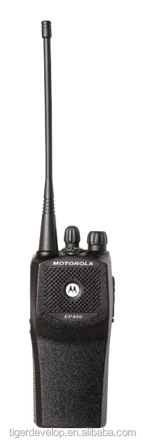 Portable radio EP-450 vhf 136-174mhz uhf 403-440/438-470mhz walkie talke EP450 for motorola radio