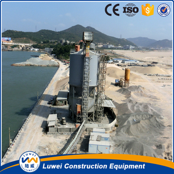 High quality steel sand silo in cement making machine price