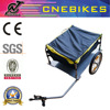 lightweight bicycle cargo trailer for transport