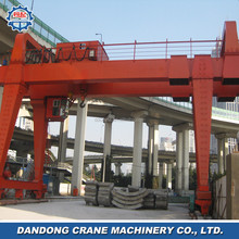 rail mounted Mobile cantilever Gantry Crane With Carton packaging