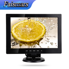 low cost 12 plastic frame lcd led monitor 1280*800 display panel 12.1 inch IPS with VGA input