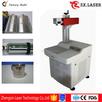Strong power fiber laser marking machine for metal and nonmetal