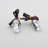 55W Blue Light 9006 HB4 Hid Xenon Bulb Headlight For Universal Auto Light