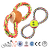 Dogs & Cats Chewing Toy/Pet Puppy Knotted Rope Toy Balls