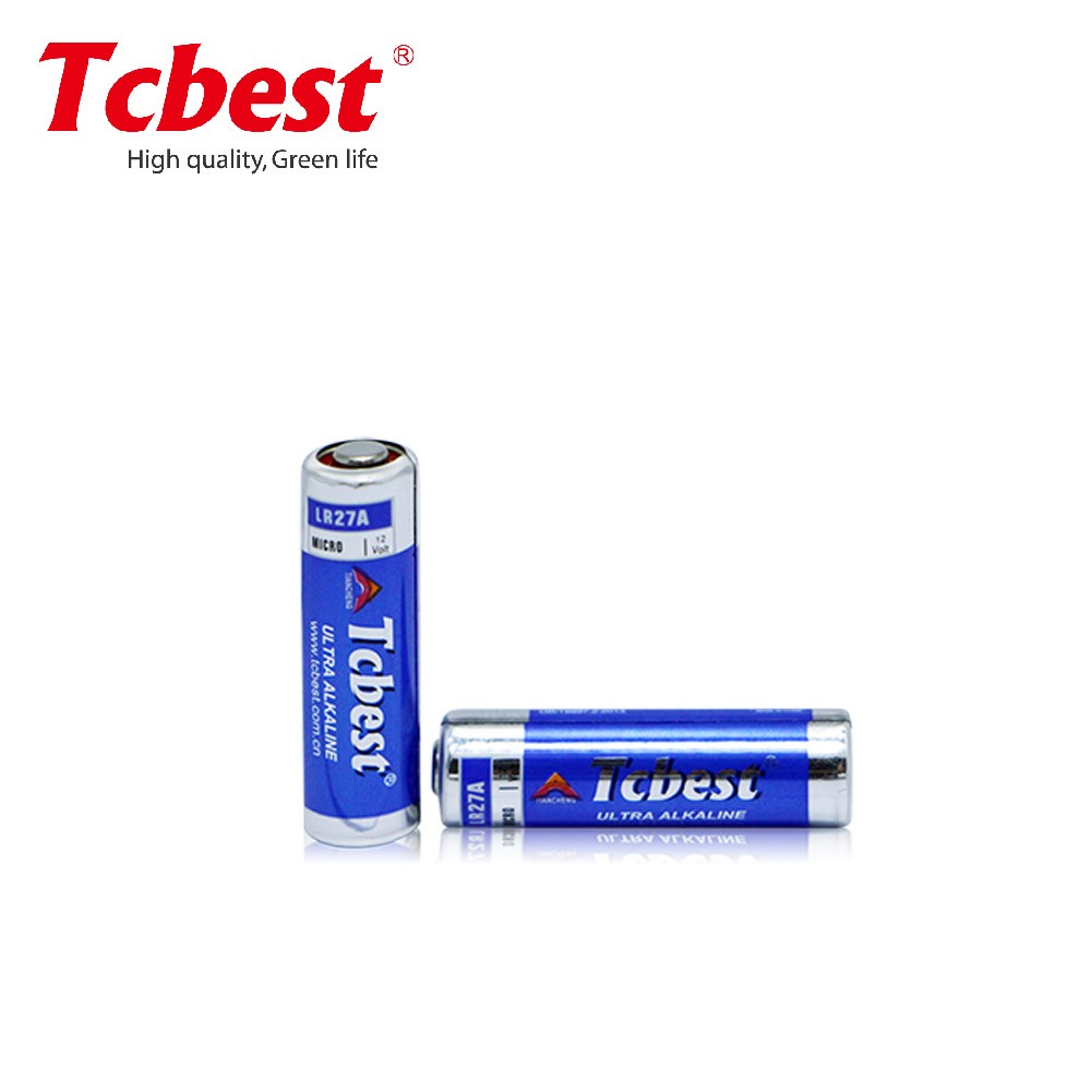 Good quality Alkaline battery 12v 27a have in stock two day can delivery use for car alarm