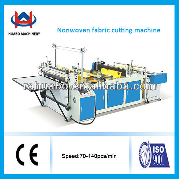 Hot!! HBL -series Non-woven Fabric Sheet Cutting Machine