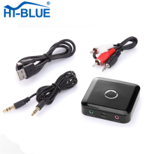 HT-RT01 Hot popular model 3.5mm Jack Wireless 4.1 Bluetooth Audio Transmitter Receiver for Car