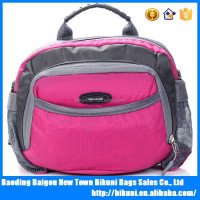 2015 new fashion suitable for youth casual teens sport waist bag