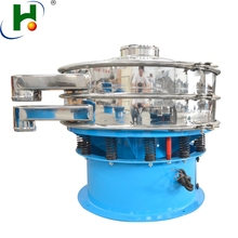 flour circular separator vibrator screen machine