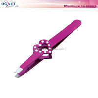 G277EPD Fashional Jewellery Series High Quality Eyebrow Mini Tweezer