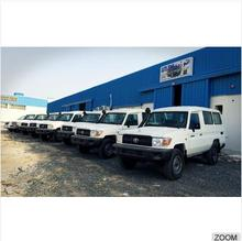 High Quality TOYOTA HZJ78 HARDTOP 13 SEATER 2015 MODE 4X4 TROOP CARRIER