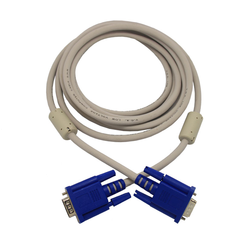 15 pin dsub ul20276 rgb vga cable