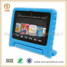 Protective Foam kid proof case shockproof for kindle fire hd case