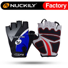 Nuckily cheap price mountain bike gloves outdoor cycling gloves
