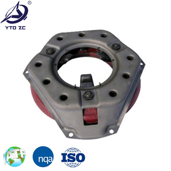 High Temperature Resistant Chinese Clutch Cover Assembly