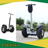 Eswing electric chariot scooter max speed 2 wheel stand up scooter with remote key and bluetooth speaker