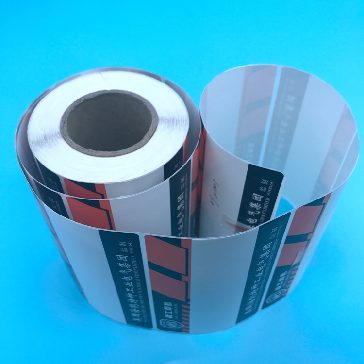 40Mm*30Mm Roll Sticky Number Labels For Price Bar-Code Sticker