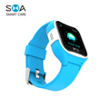 2018 New design SOS call positioning children gps wifi kids smart watch phone