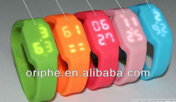 2013 hot selling led watch usb flash drive usb pendrive