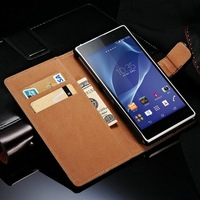 OH MY this is the best book style cell phone case bag for Sony Z2 I ever seen for its factory price and guaranted quality