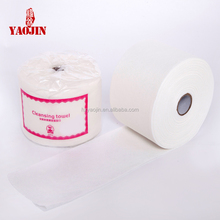 High Quality spunlace nonwoven cleansing towel