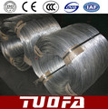 0.3mm-11.0mm high tensile galvanized steel wire