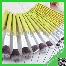 Beauty Accessories 20pcs Cosmetic Brush Set/Natural Hair makeup brush set