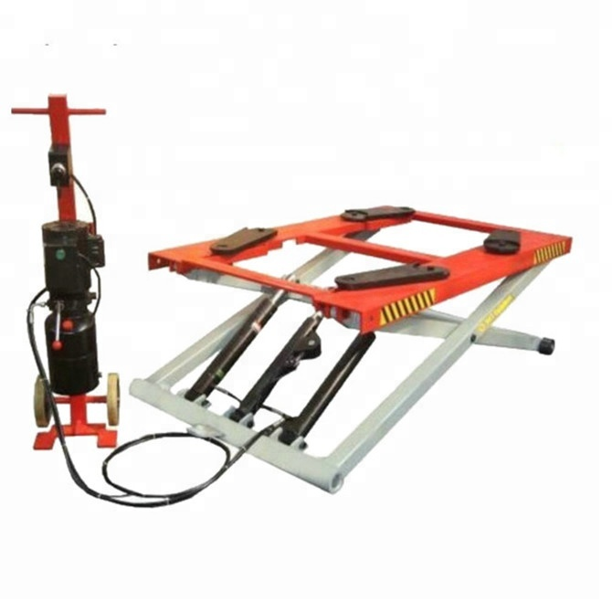 Wholesale from China Scissor Lift Ramp Mobile Car Lift WX-SC-3000A