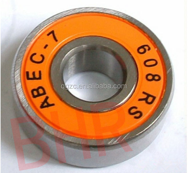 608 Skate Bearing 8*22*7mm China Full Ceramic skate Bearing Manufacturer 608 ABEC7&9&11