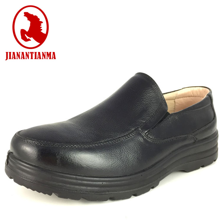 action leather shoes Italian leather shoes pure men leather shoes