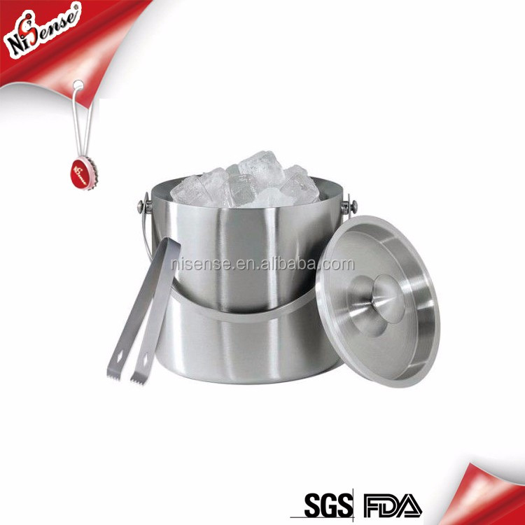 Factory Sale Various Small Stainless Steel Wine Ice Bucket