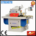Automatic high speed wood saw machine with straight line ripping