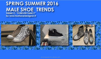 Spring Summer 2016 Male Shoe Trends, Theme C