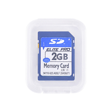 Factory OEM Transcend 2 GB SD card , Flash sd Memory Card (TS2GSDC)
