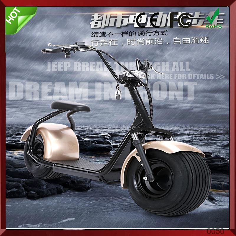 Motor bike motor cycle motor vehicle electric city coco scooter classic design citycoco scrooser