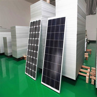 New design best quality professional manufacturer 140W polycrystalline solar panel