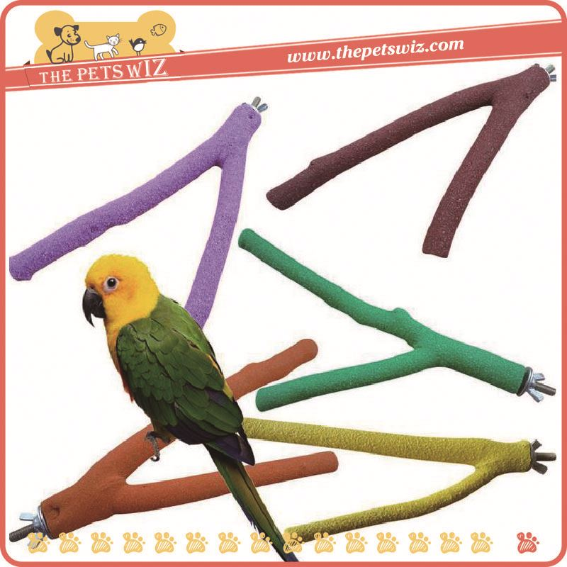 2016 Newest Arrival colorful bird toy parrot swing cage toy ,p0wuu wooden parrot bird toy for sale