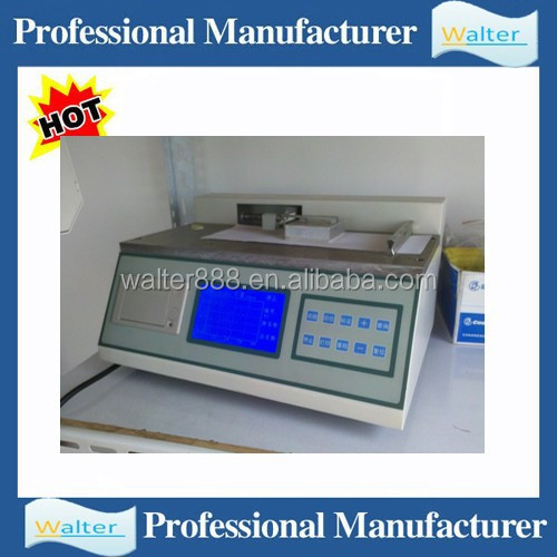 Plastic and Paper Coefficient Of Friction Tester
