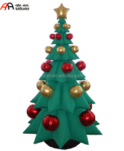 Christmas Decoration Inflatable Christmas Tree/ Christmas Bell on Inflatable Tree