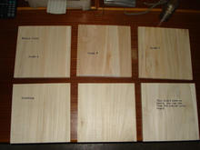 Solid Wood Boards Type and Paulownia Timber Type wood board